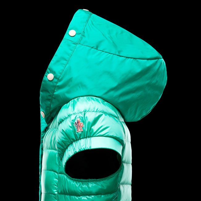 2016 Outlet Store - MONCLER WOMEN GRENOBLE HONFLEUR GREEN