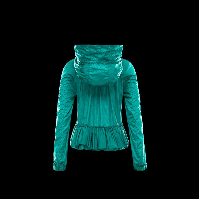 2016 Outlet Store - MONCLER WOMEN GRENOBLE ST-BREUC GREEN
