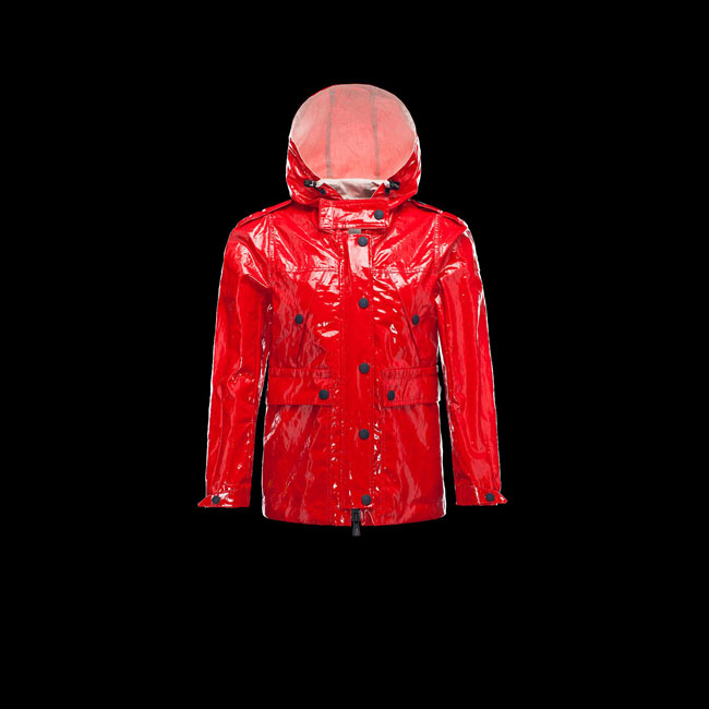 2016 Outlet Store - MONCLER WOMEN GRENOBLE AMBOISE RED