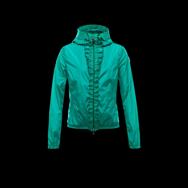 2016 Outlet Store - MONCLER WOMEN DARMA GREEN