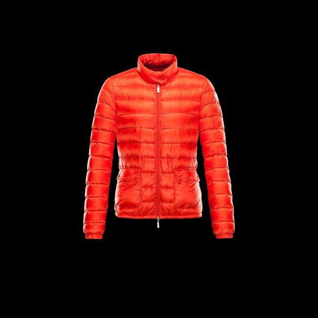 2016 Outlet Store - MONCLER WOMEN LANS ORANGE