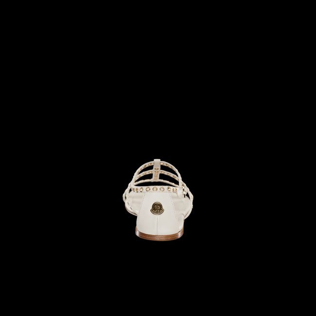 2016 Outlet Store - MONCLER WOMEN GUERANDE WHITE