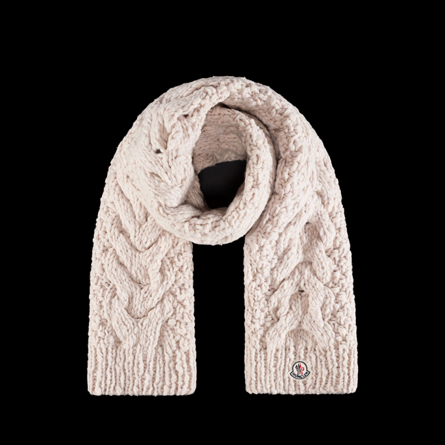 2016 Outlet Store - MONCLER MEN Scarf BEIGE
