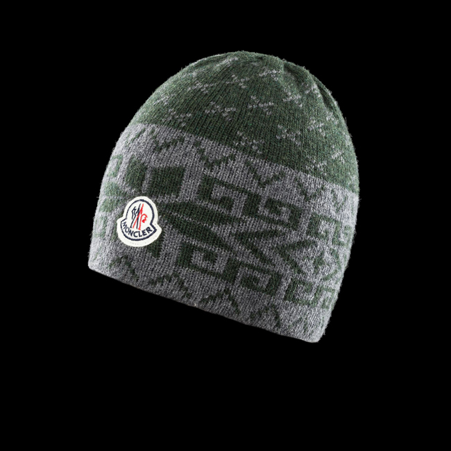 2016 Outlet Store - MONCLER MEN Hat MILITARY GREEN