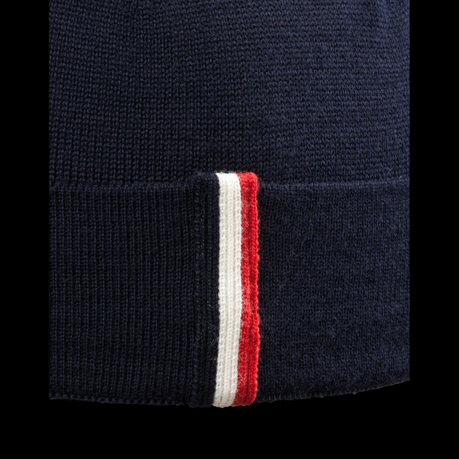 2016 Outlet Store - MONCLER MEN Hat BLUE