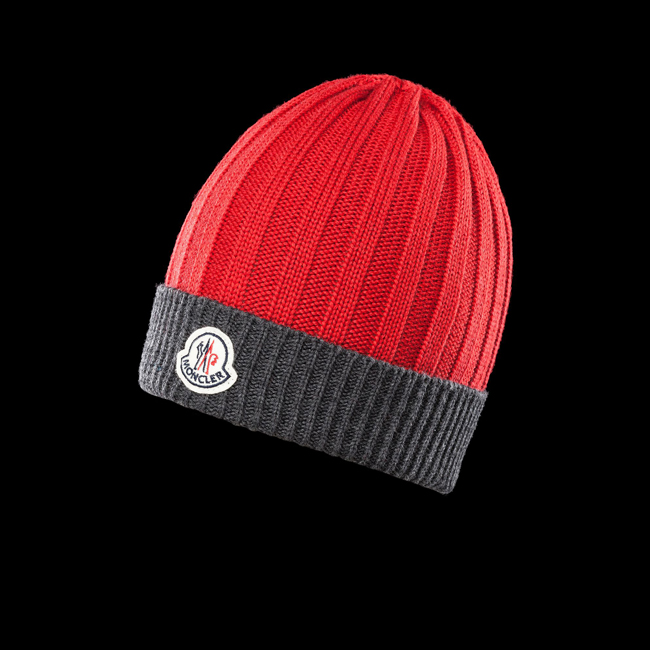 2016 Outlet Store - MONCLER MEN Hat RED