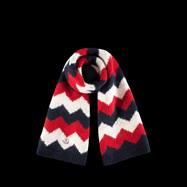 2016 Outlet Store - MONCLER MEN Scarf BLUE