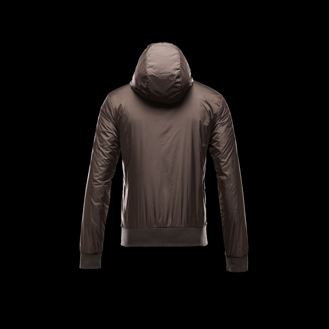 2016 Outlet Store - MONCLER MEN Sweatshirt MILITARY GREEN