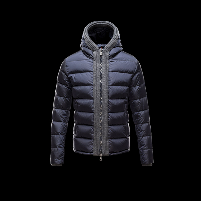 2016 Outlet Store - MONCLER MEN CANUT BLUE