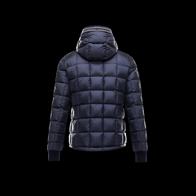 2016 Outlet Store - MONCLER MEN LEON BLUE