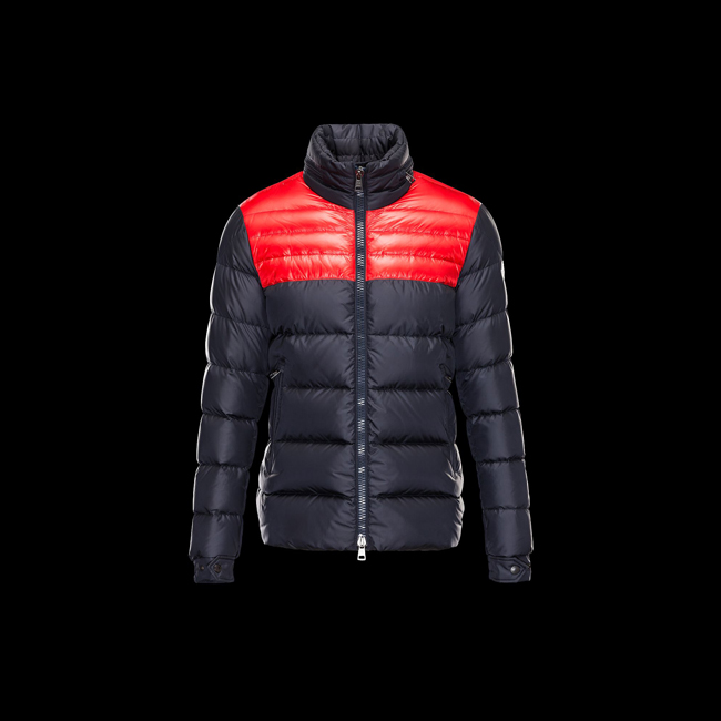 2016 Outlet Store - MONCLER MEN DINANT RED