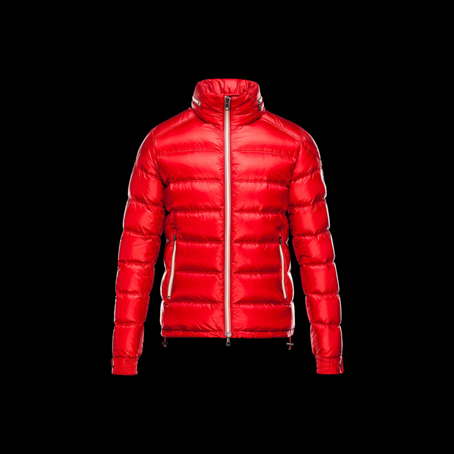 2016 Outlet Store - MONCLER MEN GASTON RED