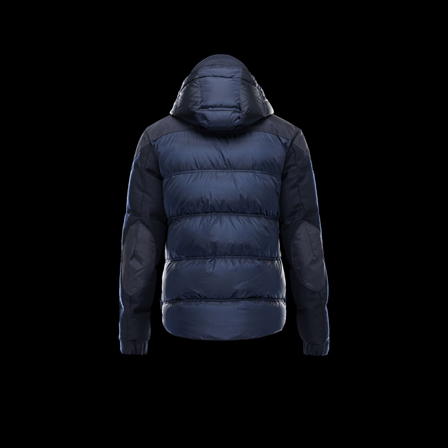 2016 Outlet Store - MONCLER MEN REPUBLIQUE BLUE