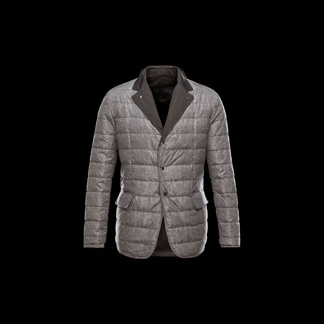 2016 Outlet Store - MONCLER MEN MABLY DARK BROWN