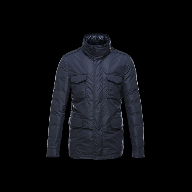 2016 Outlet Store - MONCLER MEN Hector BLUE