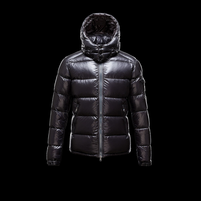 2016 Outlet Store - MONCLER MEN Zin BLACK