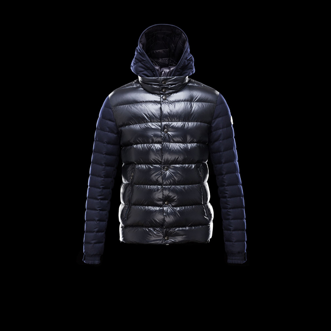 2016 Outlet Store - MONCLER MEN RIOM BLUE