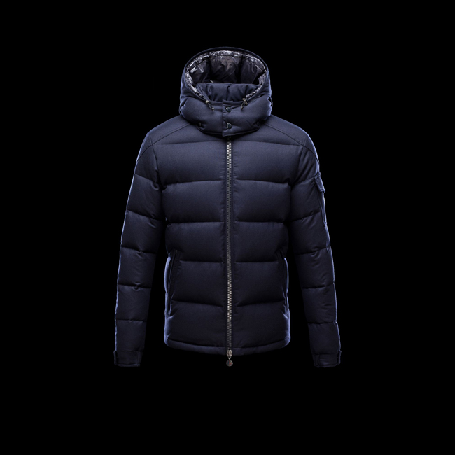 2016 Outlet Store - MONCLER MEN Montgenevre BLUE