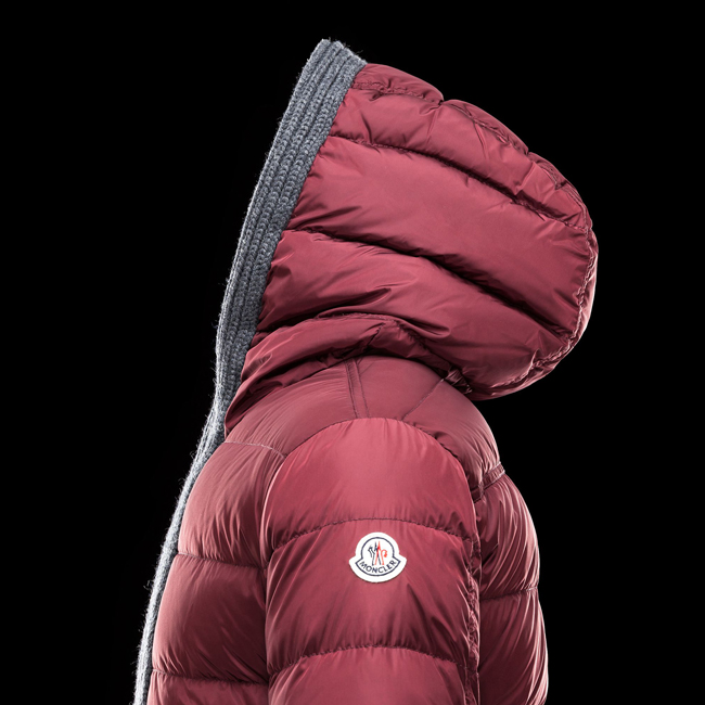 2016 Outlet Store - MONCLER MEN CANUT MAROON