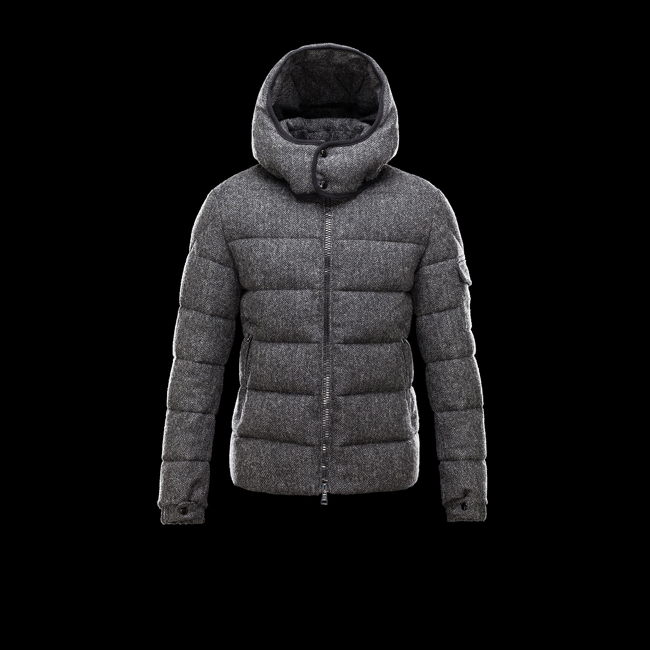 2016 Outlet Store - MONCLER MEN CHIMAY GREY