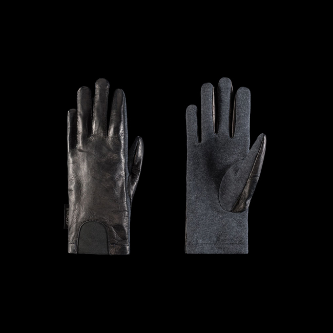 2016 Outlet Store - MONCLER WOMEN Gloves BLACK