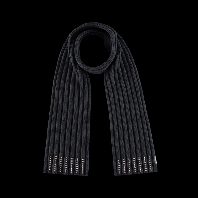 2016 Outlet Store - MONCLER WOMEN Scarf BLACK