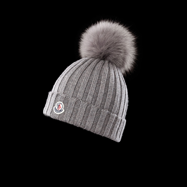 2016 Outlet Store - MONCLER WOMEN Hat GREY