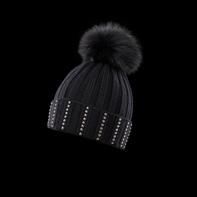 2016 Outlet Store - MONCLER WOMEN Hat BLACK