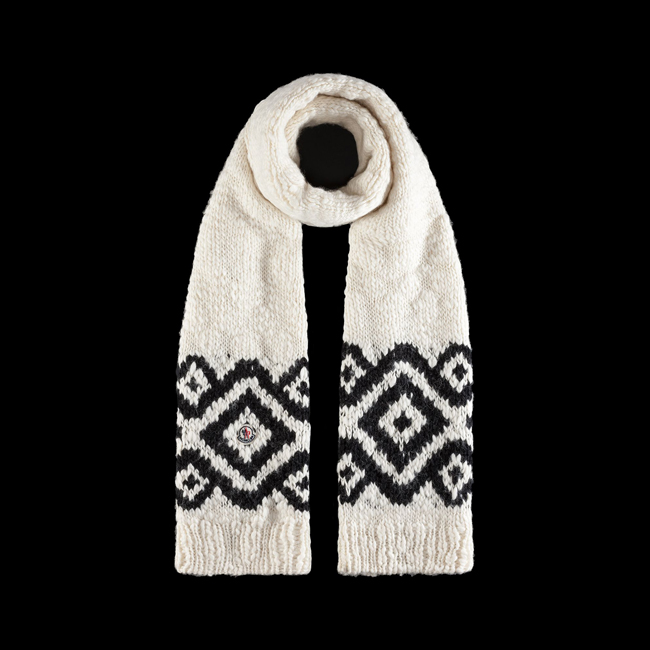 2016 Outlet Store - MONCLER WOMEN Scarf VORY