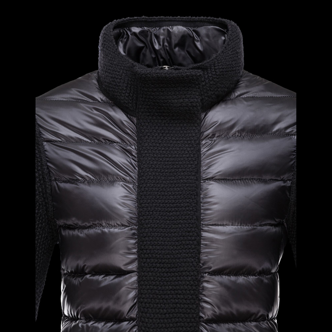 2016 Outlet Store - MONCLER WOMEN Turtleneck BLACK