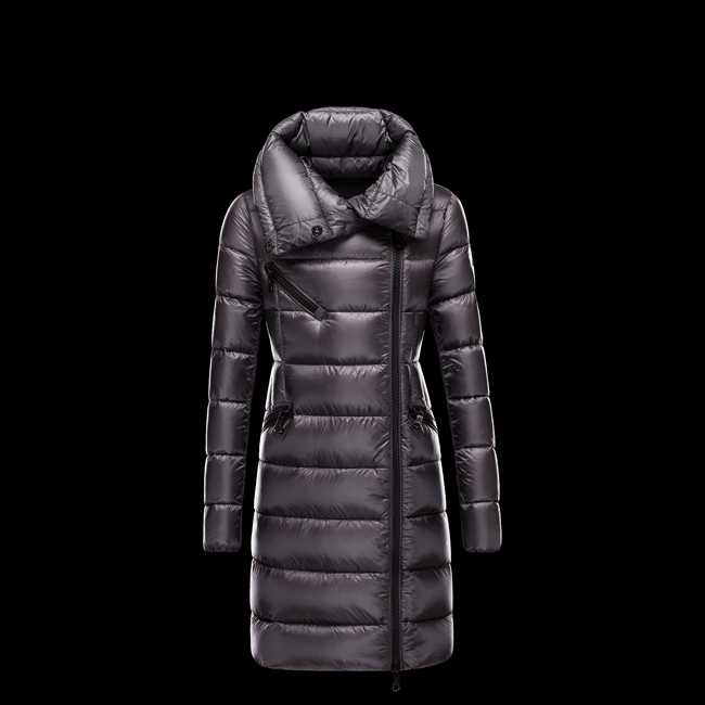2016 Outlet Store - MONCLER WOMEN FLEURS GREY