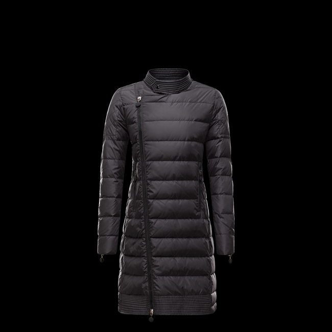 2016 Outlet Store - MONCLER WOMEN CHAMPS BLACK