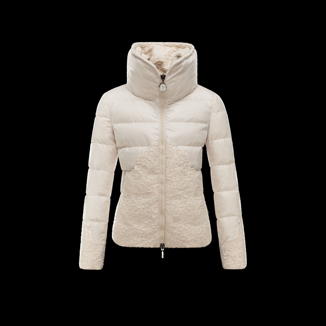 2016 Outlet Store - MONCLER WOMEN PANACHE WHITE
