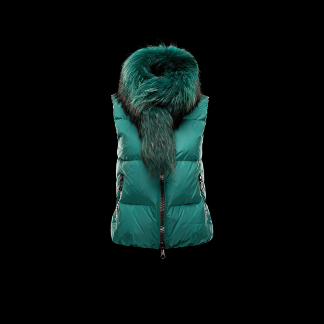 2016 Outlet Store - MONCLER WOMEN CER GREEN