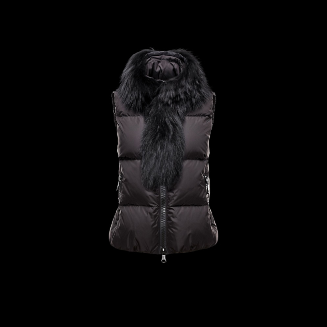 2016 Outlet Store - MONCLER WOMEN CER BLACK