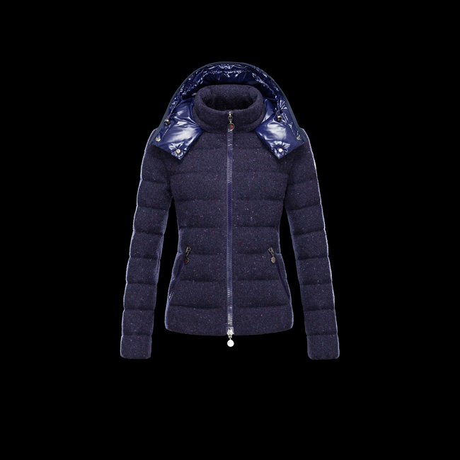 2016 Outlet Store - MONCLER WOMEN ASTERE PURPLE