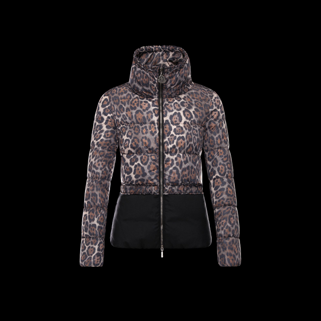2016 Outlet Store - MONCLER WOMEN ARGENTEE DARK BROWN