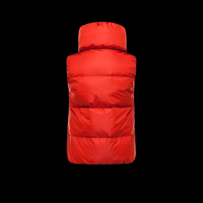 2016 Outlet Store - MONCLER WOMEN PETY RED