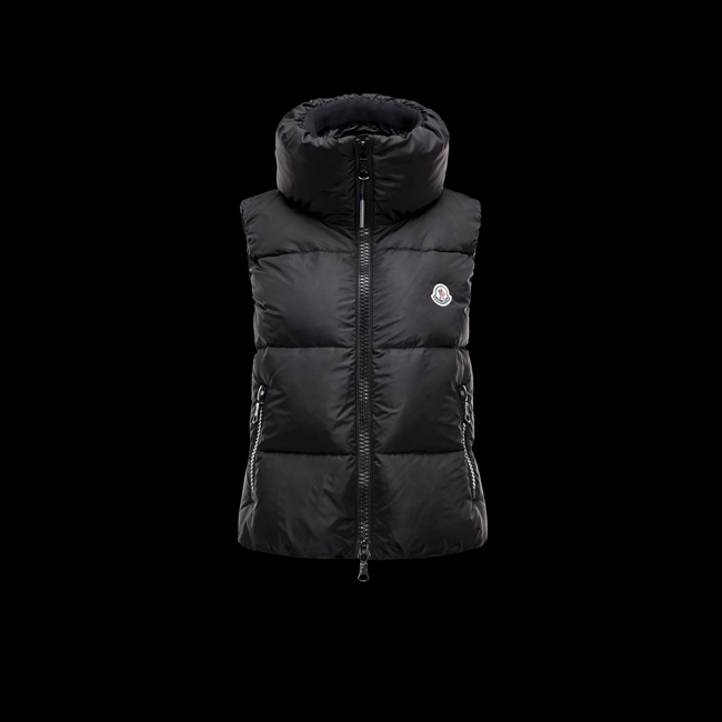 2016 Outlet Store - MONCLER WOMEN PETY BLACK