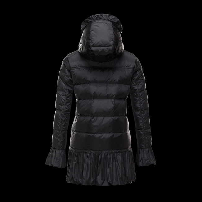 2016 Outlet Store - MONCLER WOMEN SERRE STEEL GREY