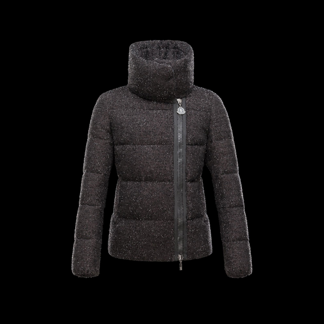 2016 Outlet Store - MONCLER WOMEN ROCHERS DARK BROWN