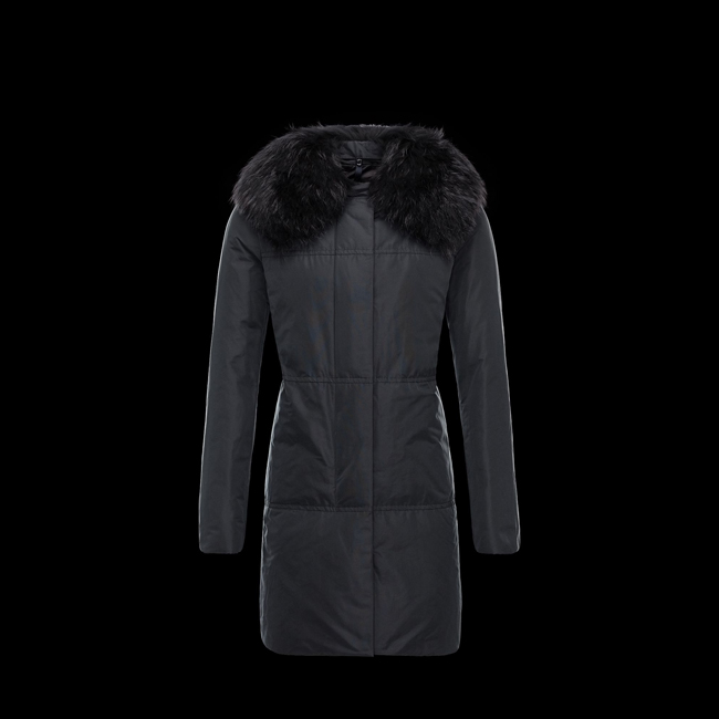 2016 Outlet Store - MONCLER WOMEN BARDANE BLACK
