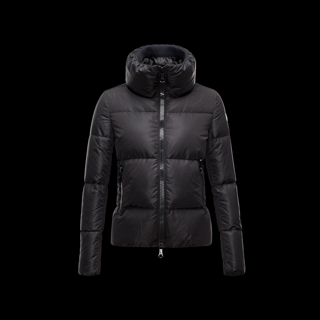 2016 Outlet Store - MONCLER WOMEN CHERY BLACK