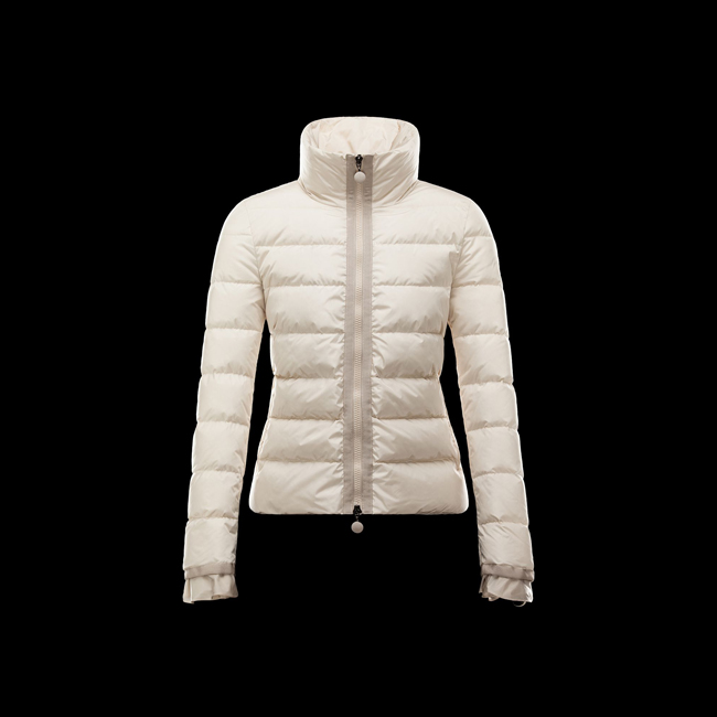 2016 Outlet Store - MONCLER WOMEN ANSERINE BEIGE