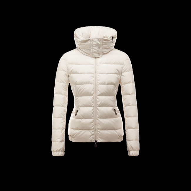 2016 Outlet Store - MONCLER WOMEN SANGLIER IVORY