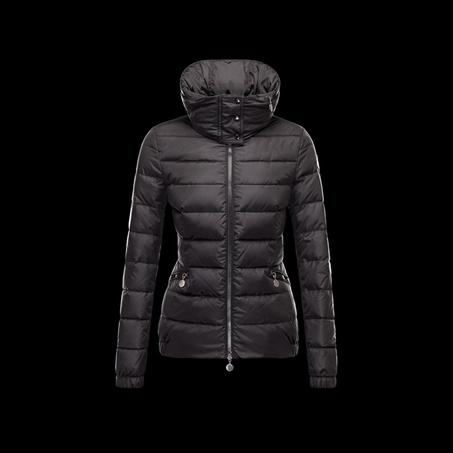 2016 Outlet Store - MONCLER WOMEN SANGLIER BLACK