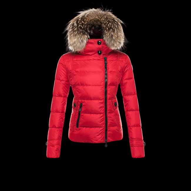 2016 Outlet Store - MONCLER WOMEN BRYONE RED