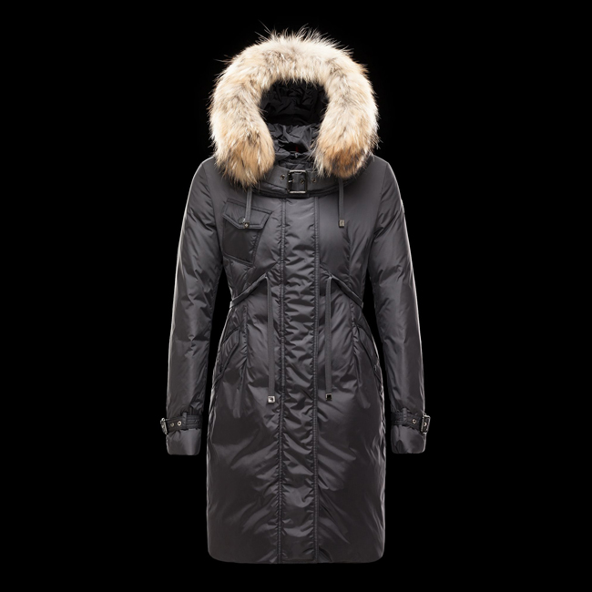 2016 Outlet Store - MONCLER WOMEN PHALANGERE STEEL GREY