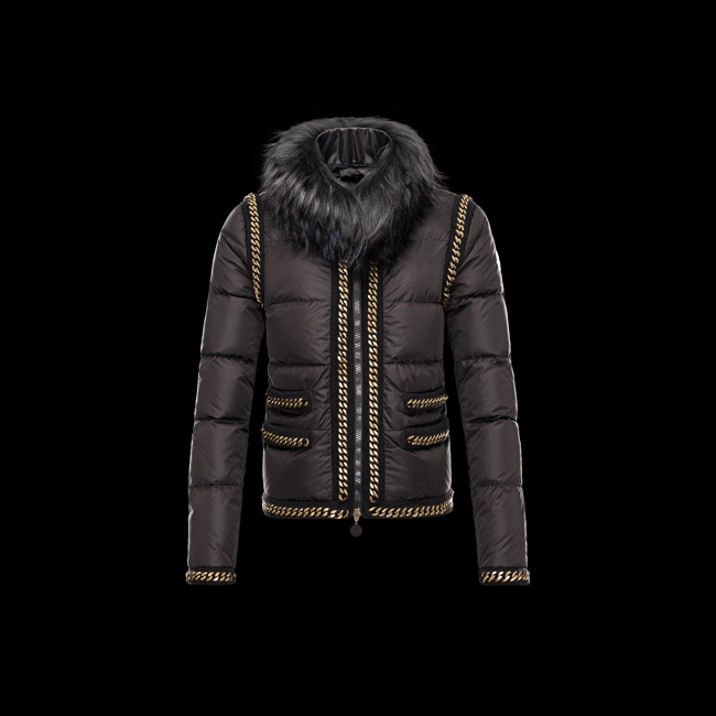 2016 Outlet Store - MONCLER WOMEN BERGENIE BLACK