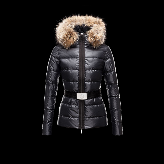 2016 Outlet Store - MONCLER WOMEN ANGERS BLACK